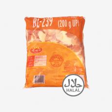 할랄인증 SEARA 정품 닭다리살 2.0kgx2팩 = 4.0kg 100g당 4.250원