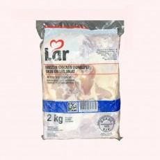 순살 닭다리 ( 2kg*1봉 ) 100g당 400원