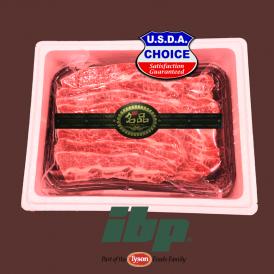 (미국산) IBP(278) 쵸이스 등급 엘에이갈비 2.0kg 100g당3.700원
