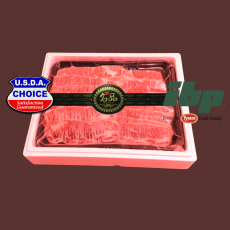 (미국산) IBP(278) 쵸이스 등급 엘에이앞갈비 3.0kg 100g당3.300원