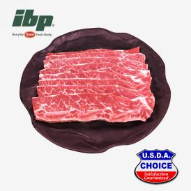 (미국산) IBP(278) 쵸이스 등급 엘에이갈비 1.2kg 100g당2.850원